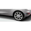 Брызговики оригинальные (зад., к-кт, 2 шт.) для Ford Fiesta HB 2008-2017 (FORD, 1531632)