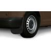 Брызговики оригинальные (зад., к-кт, 2 шт.) для Volkswagen Caddy IV 2015+ (VAG, 2K5075101)