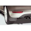 Брызговики оригинальные (зад., к-кт, 2 шт.) для Volkswagen Golf VI Plus 2010+ (VAG, 5M0075106A)