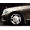Брызговики оригинальные (пер., к-кт, 2 шт.) для Mercedes-Benz S-class (W221) 2005-2013 (MERCEDES-BENZ, B66528232)
