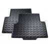 Оригинальные коврики в салон (зад., к-кт. 2шт.) для Audi Q3 2012+ (VAG, 8U0061511 041)
