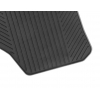 Оригинальные коврики в салон (зад., к-кт. 2шт.) для Ford Fiesta 2008-2017 (FORD, 1526902)