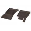 Оригинальные коврики в салон (коричневый, пер., к-кт. 2шт.) для Mercedes-Benz S-Class (W222) 2013+ (MERCEDES-BENZ, A22268076058U51)