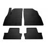 Коврики в салон (4 шт.) для Dacia/Renault Sandero Stepway 2013+ (Stingray, 1004054)