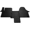Коврики в салон (1+1, 3 шт.) для Renault Trafic II/Opel Vivaro I/Nissan Primastar 2001+ (Stingray, 1018163)