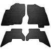 Коврики в салон (4 шт.) для Nissan Pathfinder III (R51) 2010-2015 (Stingray, 1014244)