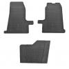 Коврики в салон (3 шт.) для Ford Transit 2000+ (Stingray, b1007053)