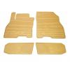 Коврики в салон (4 шт.) для Nissan Leaf 2012+ (Stingray, 2014094)