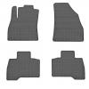 Коврики в салон (4 шт.) для Citroen Nemo/Fiat Fiorino/Qubo 2008+ (Stingray, b1006094)