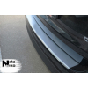 Накладка с загибом на задний бампер для Renault Koleos II 2012+ (NataNiko, Z-RE14)
