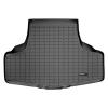 Коврик в багажник (черный) для Infiniti Q70 2014+ (WEATHERTECH, 40459)