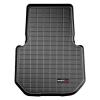 Коврик в багажник (черный, передний) для Tesla Model S (2WD) 2013+ (WEATHERTECH, 40683)