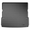 Коврик в багажник (черный, 2 ряда) для Infiniti QX56/QX80 2010+ (WEATHERTECH, 40757)