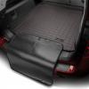 Коврик в багажник (какао, с накидкой, 7 мест) для Lexus GX460 2010+ (WEATHERTECH, 43457SK)