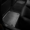 Коврик в салон (с бортиком, задние SHORT) для Lexus LS460 2006-2012 (WEATHERTECH, 442072)