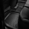 Коврик в салон (с бортиком, задние) для Tesla Model X 2017+ (WEATHERTECH, 448692)