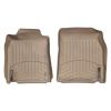 Коврик в салон (с бортиком, передние) для Lexus ES 2006-2012 (WEATHERTECH, 451431)