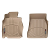 Коврик в салон (с бортиком, передние) для Lexus LS460 (AWD) 2006-2012 (WEATHERTECH, 452361)