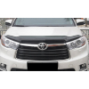 Дефлектор капота Toyota Highlander 2014+ (EGR, 39371)