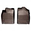 Коврик в салон (с бортиком, какао, передние) для Lexus ES 2013+ (WEATHERTECH, 474761)