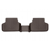 Коврик в салон (с бортиком, какао, задние) для BMW 5-series (G30) 2017+ (WEATHERTECH, 4710892)