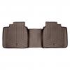 Коврик в салон (с бортиком, какао, задние) для Toyota Avalon 2013+ (WEATHERTECH, 474763)