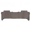 Коврик в салон (с бортиком, какао, задние) для Land Rover Range Rover Sport 2013+ (WEATHERTECH, 474804)