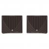 Коврик в салон (какао, задние) для Lexus ES 2013+ (WEATHERTECH, W290CO)