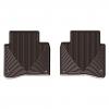 Коврик в салон (какао, задние) для Mercedes-Benz S-class (W222) 2013+ (WEATHERTECH, W354CO)