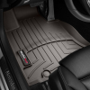 Коврик в салон (с бортиком, какао, передние) для Mercedes-Benz GLC-class 2015+ (WEATHERTECH, 478981)