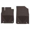 Коврик в салон (какао, передние) для Lexus ES 2013+ (WEATHERTECH, W289CO)
