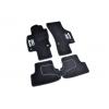 Коврики в салон (к-кт. 5шт.) для Audi A3 (АКПП) 2012+ (AVTM, BLCCR1014)
