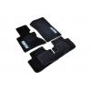 Коврики в салон (к-кт. 5шт.) для BMW X3 (Е83) АКПП 2003-2010 (AVTM, BLCCR1054)