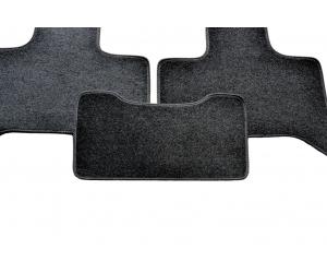 Коврики в салон (к-кт. 5шт.) для BMW X5 (Е53) 1999-2006 (AVTM, BLCCR1057)