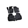 Коврики в салон (к-кт. 5шт.) для Skoda Rapid 2012+ (AVTM, BLCCR1569)