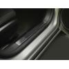 Накладка на внутренний пластик порогов для Ford Ranger V (4D) 2011+ (NATA-NIKO, PV-FO30)