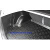Коврик в багажник (полиуретан) для Honda Pilot (7мест) 2008+ (LLocker, 113040101)