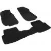 Kоврики в салон (к-кт., 4шт.) для Chevrolet Cobalt SD 2012+ (L.Locker, 207130101)