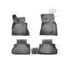 Kоврики в салон (к-кт, 4шт) для BMW X6 (F16/F86M) 2014+ (NorPlast, NPA11-C07-760)