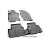 Kоврики в салон (к-кт, 4 шт) для Ford S-Мах/Galaxy II 2006-2015 (NorPlast, NPA11-C22-650/Po-22-13)