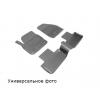 Kоврики в салон (к-кт, 4шт) для Citroen C-Crosser 2008+ (NorPlast, NPL-Po-14-50)
