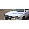 Дефлектор капота для Fiat Albea 2007+ (VIP, 13-01)