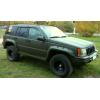 Дефлекторы окон для Jeep Grand Cherokee I (SJ) 1991-1999 (COBRA, J10391)