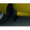 Брызговики оригинальные (зад., к-кт, 2 шт.) для Ford Tourneo Connect 2014+ (FORD, 1824270)