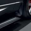 Брызговики оригинальные (пер., к-кт, 2 шт., с электр подножками) для Land Rover Range Rover Sport 2013+ (LAND ROVER, VPLWP0167)