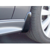 Брызговики оригинальные (пер., к-кт, 2 шт., с порогами) для Mitsubishi Lancer X 2007+ (MITSUBISHI, MZ314116)