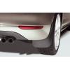 Брызговики оригинальные (зад., к-кт, 2 шт.) для Volkswagen Golf Pus 2005-2009 (VAG, 5M0075101)