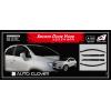 Дефлекторы окон для Chevrolet Tracker/Opel Mokka 2013+ (AUTOCLOVER, A156)