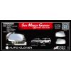 Хром накладки на зеркала (к-кт. 2 шт., с повторителем) для Hyundai Santa Fe/Veracruz 2006-2013 (AUTOCLOVER, A798)