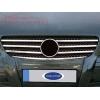Накладки решетки радиатора для Mercedes Vito W639 (Omsa Prime, 472104081)